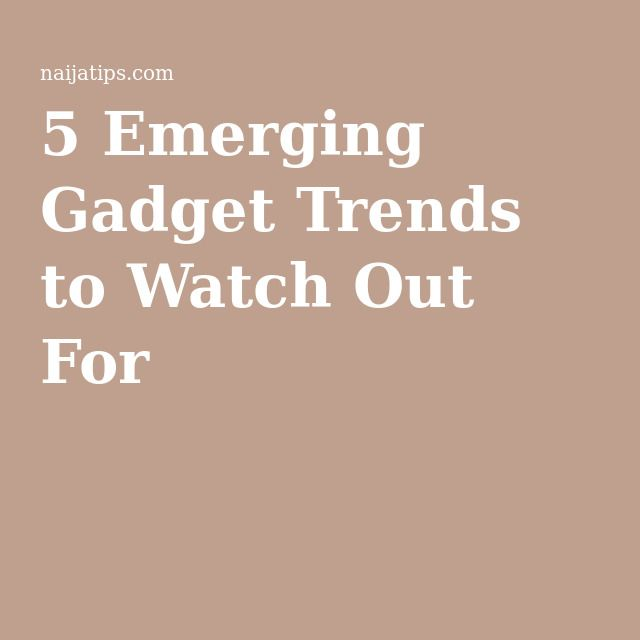 Every few month's new platforms and #gadgets are developed with the aim of targeting consumers to connect with them.