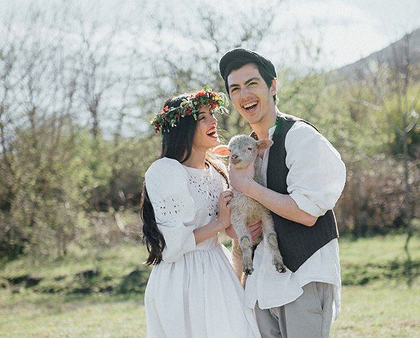 White Event - Грузинская свадьба