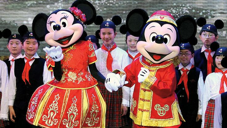 shanghai disney poster   Walt Disney Co. Already Expanding Shanghai Disney…