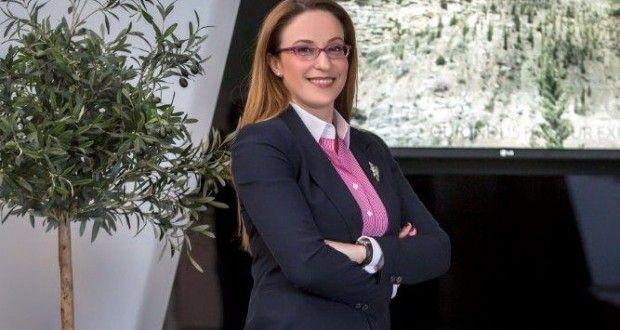Αγγελική Παπαγεωργίου: Η πρώτη γυναίκα πρόεδρος στην 30χρονη ιστορία της Ελληνικής Ένωσης Αλουμινίου - Alunet