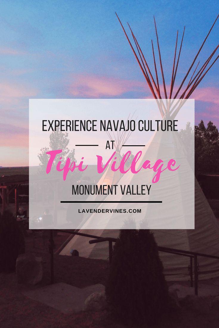 Monument Valley Tipi Village, Arizona #Monument Valley #TipiVillage #Arizona