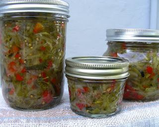 Susan Can Cook: Spicy Zucchini Relish - Success!
