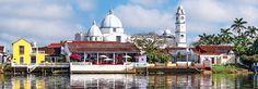 Tlacotalpan. Esta Ciudad Patrimonio, ubicada en Veracruz, es una de las más alegres de México. ¡Descúbrela a orillas del río!