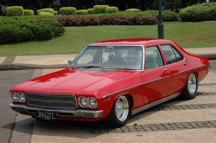 1972 Holden Premier