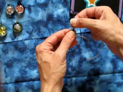 How to make a hemp bracelet adjustable