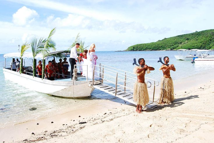 Plan the Fiji wedding of your dreams with Captain Cook Cruises. We'll take care of everything so you can enjoy your special day. Create your package now.