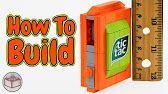How to Build a Lego Tic-Tac Machine