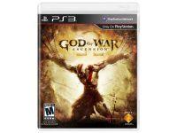 God of War: Ascension - PS3 Game