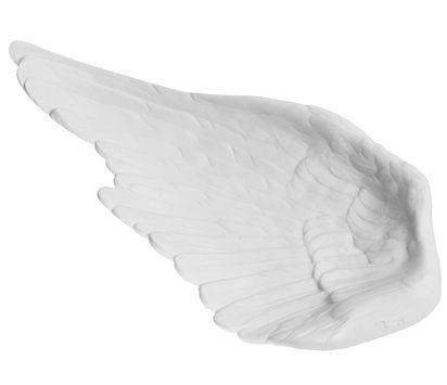 Nymphenburg Porzellan Flügelschale