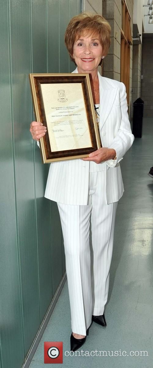Judith Sheindlin Court | ... Pictures judge judith sheindlin judge judy judge judy awarded