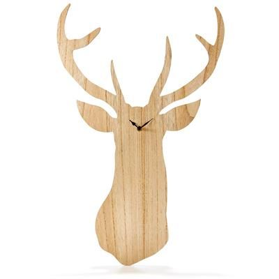 Image for Stag Clock from Kmart
