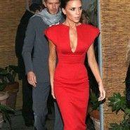 Această rochie este una din colectiaVictoria Beckham Style. ...