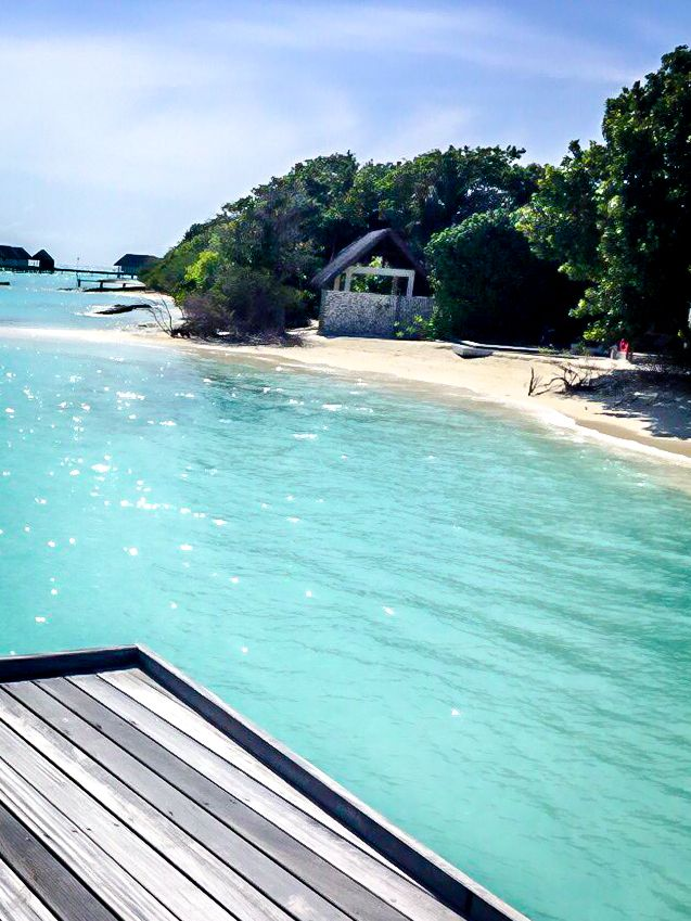 Maldives Honeymoon | The Unrivaled Beauty of Their Beaches | Turquoise Water and White Sands | Bubbly Moments