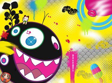 "Saatchi Art Artist Metso Maru; New Media, ""Madness Metso Maru"" #art"