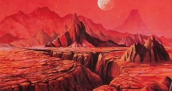 Kim Stanley Robinson's Red Mars Is Coming to TV, But You'll Never Guess Where