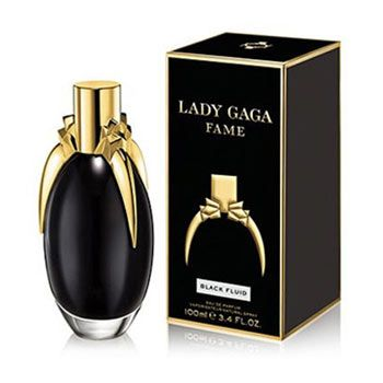 Lady Gaga, look into the ingredients....  Love her, she pushes the boundaries, what a rebel