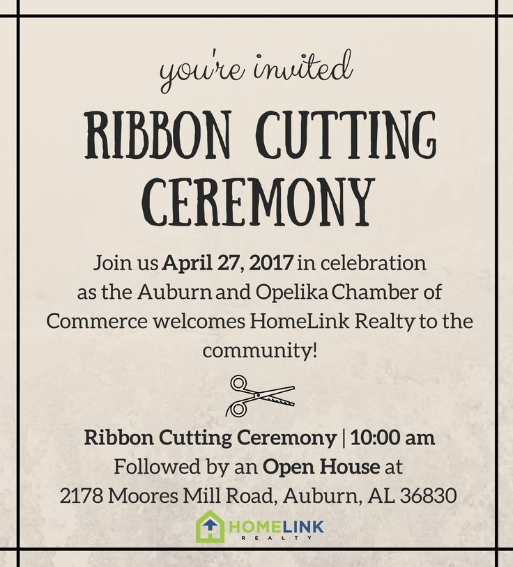 22 best ribbon cutting images on pinterest cuttings grand we are now being welcomed by both the auburn and opelika chamber of commerce join stopboris Gallery
