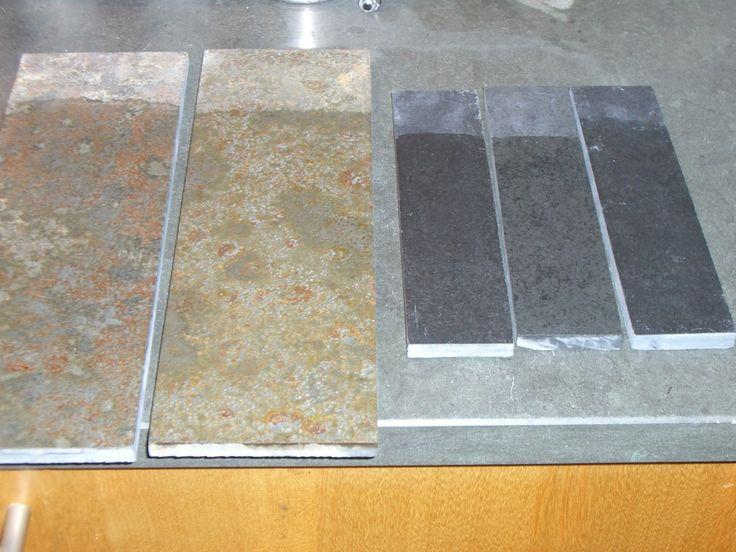 1000 ideas about piedra pizarra on pinterest panel - Piedra pizarra oxidada ...
