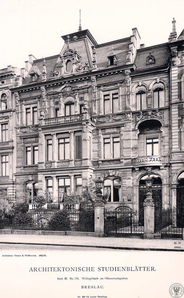 #Podwale #Wroclaw #Breslau #kamienica #tenement #architecture
