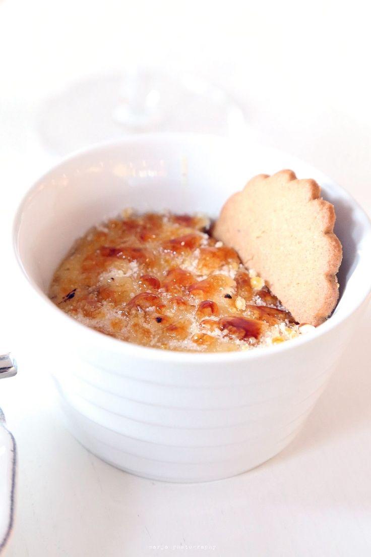 jouluinen jälkiruokavinkki: riisipuurobrûlée