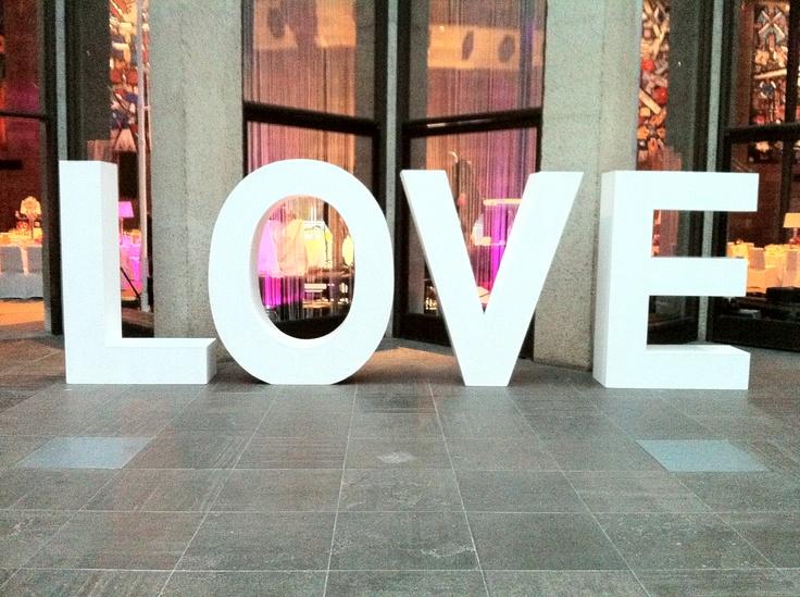 Love letters for hire   www.functionaccessories.com.au