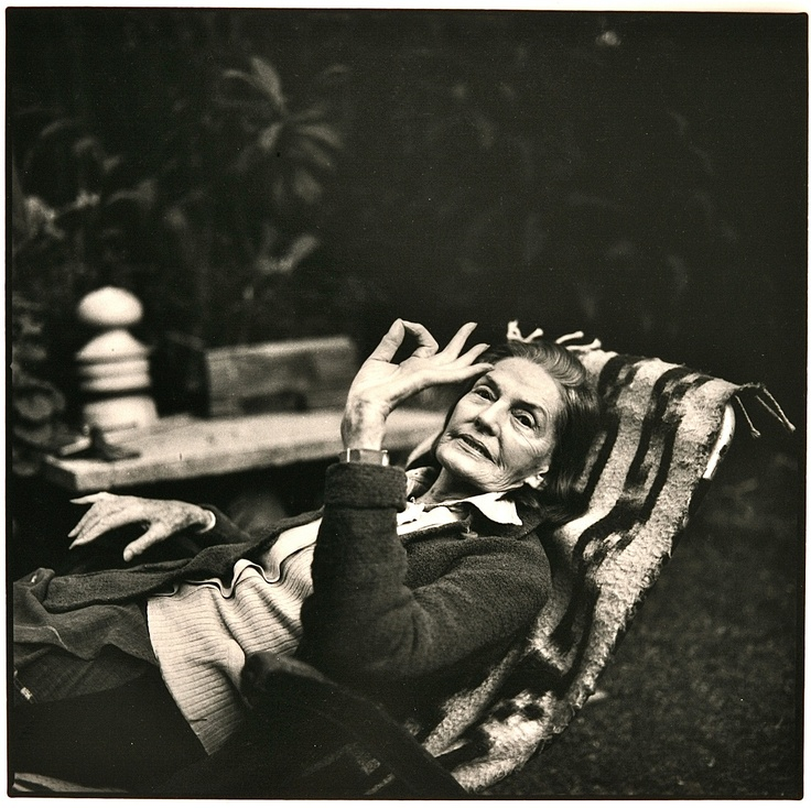 Alice Rahon pintora francesa colega de Frida Kahlo