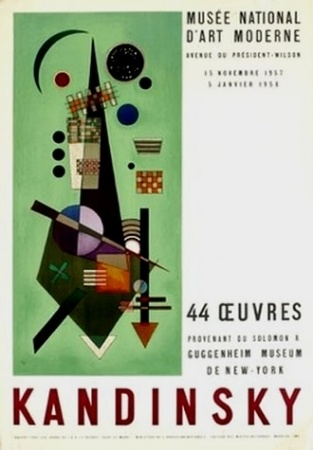 Lithograph by Wassily Kandinsky, 44 Oeuvres on Amorosart