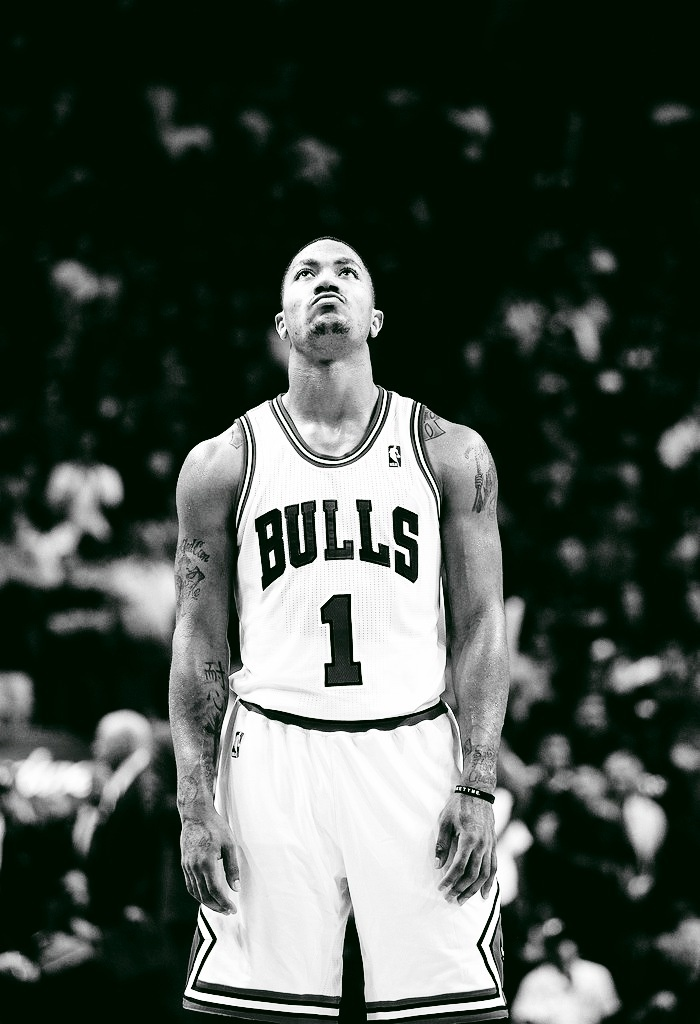 Derrick Rose #chicagobulls