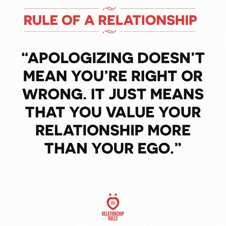friendship and relationship rules