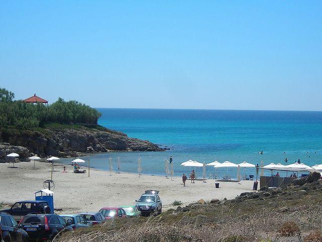 Mikro Fanaraki beach Lemnos