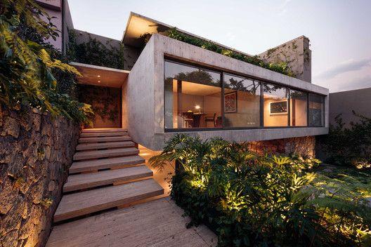 Casa Caúcaso,© Nasser Malek