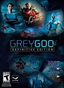 [Amazon] Grey Goo: Definitive Edition [Steam] ($4.99)