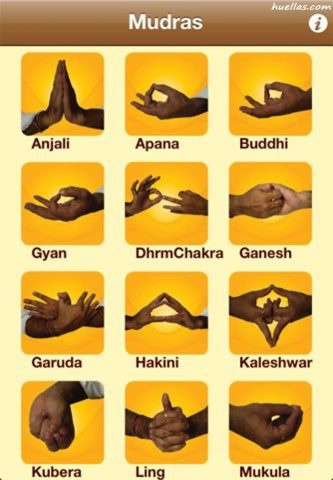 17 best images about hand mutras for healing on pinterest