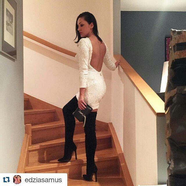 """""""@edziasamus #kozaki #kozaczki #kozakizakolano #wysokie #obcasy #szpilki #szpileczki #czarne #zamszowe #obcisle #sexy #boots #overthekneeboots #thighhigh…"""""""