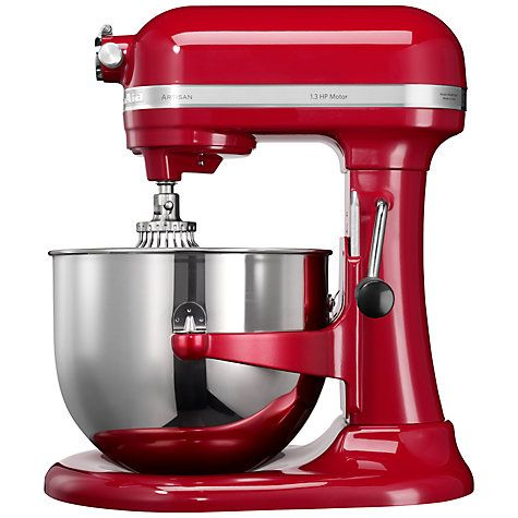 Buy KitchenAid 6.9L Artisan Stand Mixer Online at johnlewis.com
