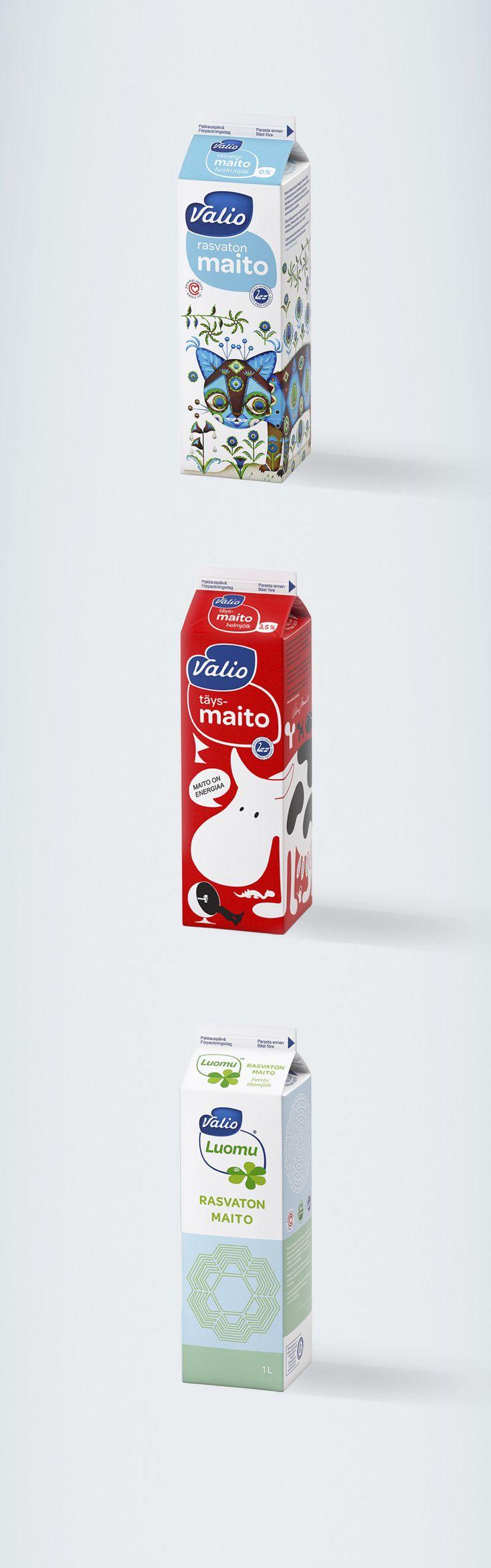 Valio | Design milk project