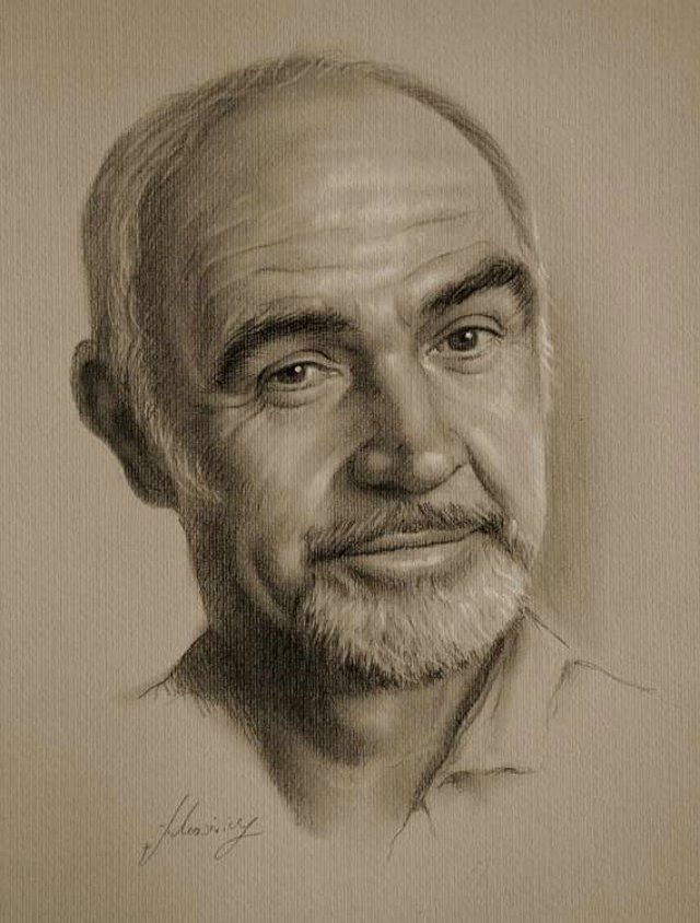 """Работы """"Эдвина Купермана"""" - Портреты знаменитостей"""