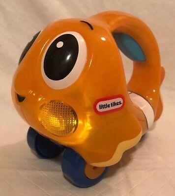 "Details zu Little Tikes Clown Fish Nemo Taschenlampe Sounds Songs Rolls Kindergröße 5 "" – Toys, Hobbies & Collectibles"