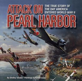 Teach Mentor Texts: Attack on Pearl Harbor (Mentor text for Problem/Solution, Fact/Opinion, Text features, Point of view, Editing/Revising, Primary vs. Secondary Sources, Predicting, Making connections, Background knowledge)