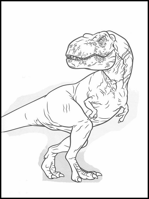 Jurassic World 32 Dibujos Faciles Para Dibujar Para Ninos Colorear Animales Para Pintar Dinosaurios Para Pintar Libro De Dinosaurios Para Colorear