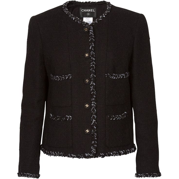 Chanel Jacket                                                       …                                                                                                                                                                                 More