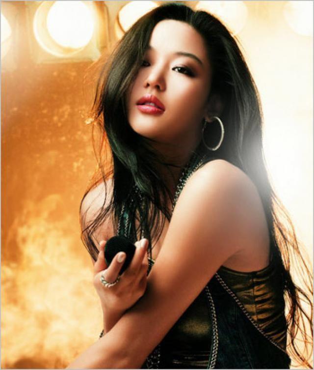 South Korean actress Jun Ji-hyun