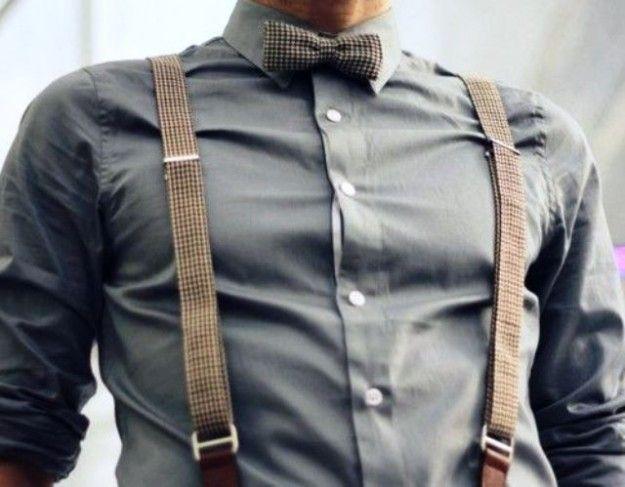 Bretelle a quadri - Come si abbinano le bretelle? C'è un modo preciso per non sbagliare? Cari ragazzi, questo accessorio di stile, che appartiene al guardaroba maschile, è molto più semplice da indossare di quel che si crede. Infatti, per abbinare le bretelle non serve altro che coordinarle a un completo formale, per essere eleganti e impeccabili, oppure giocare con creazioni più stravaganti, colorate e fantasiose accostandole a tshirt e camicie di jeans, per outfit più casual. Sfogliate la…