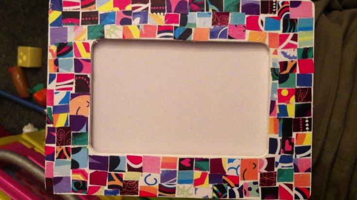 Pinterest Mosaic Crafts
