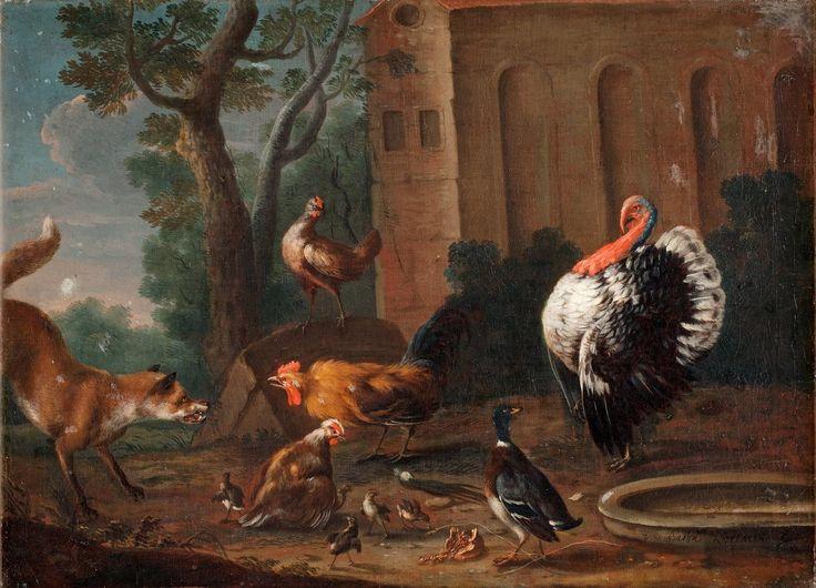 17 Best Images About Art Dutch Golden Age Painting 1615: 17 Best Images About Painters: Dutch: Weenix, Jan On