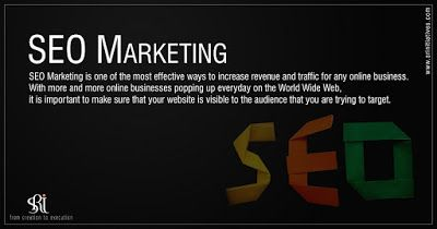 S R Initiatives: SEO Services Company