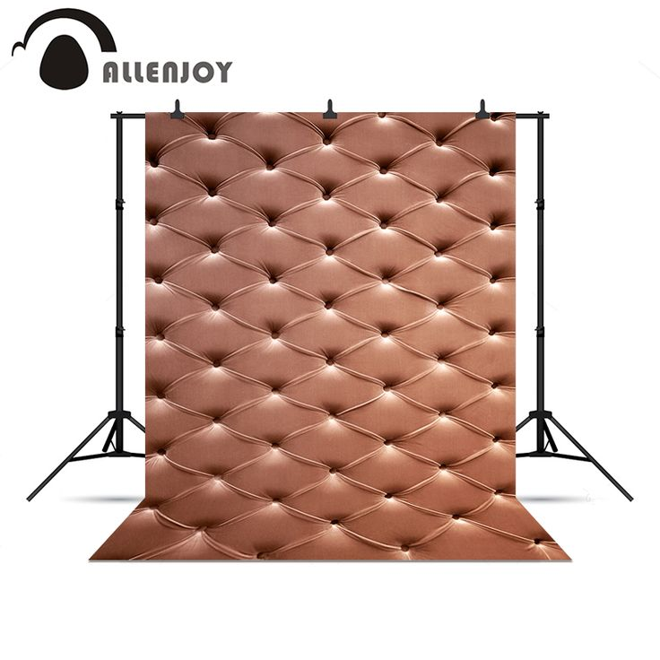 Allenjoy background for photo shoots headboard bed new brown noble elegant New backgrounds for photo studio new Year backdrop