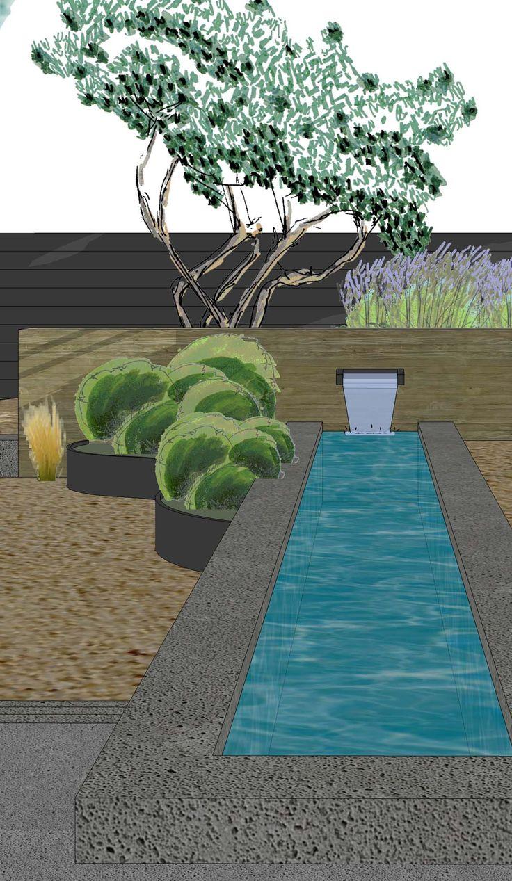17 beste idee n over tuin spiegels op pinterest buiten spiegel privacy in de tuin en kleine - Deco en de tuin ...