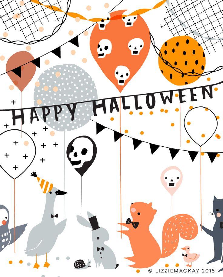 Lizzie Mackay: Get your spook on folks!