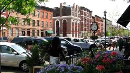 Hoboken, NJ in New Jersey